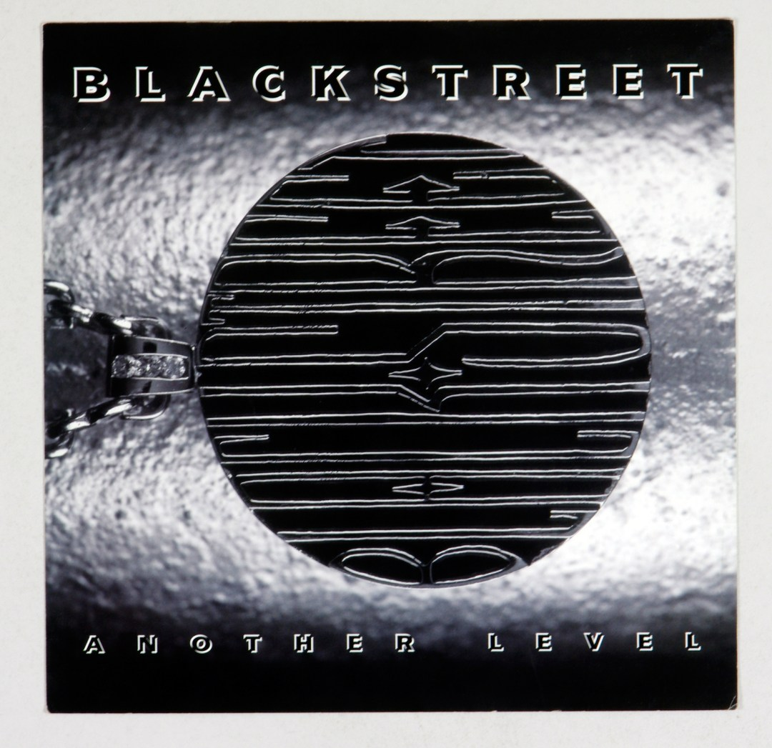 Backstreet Poster Flat 1996 Another Level Album Promo 12 x 12