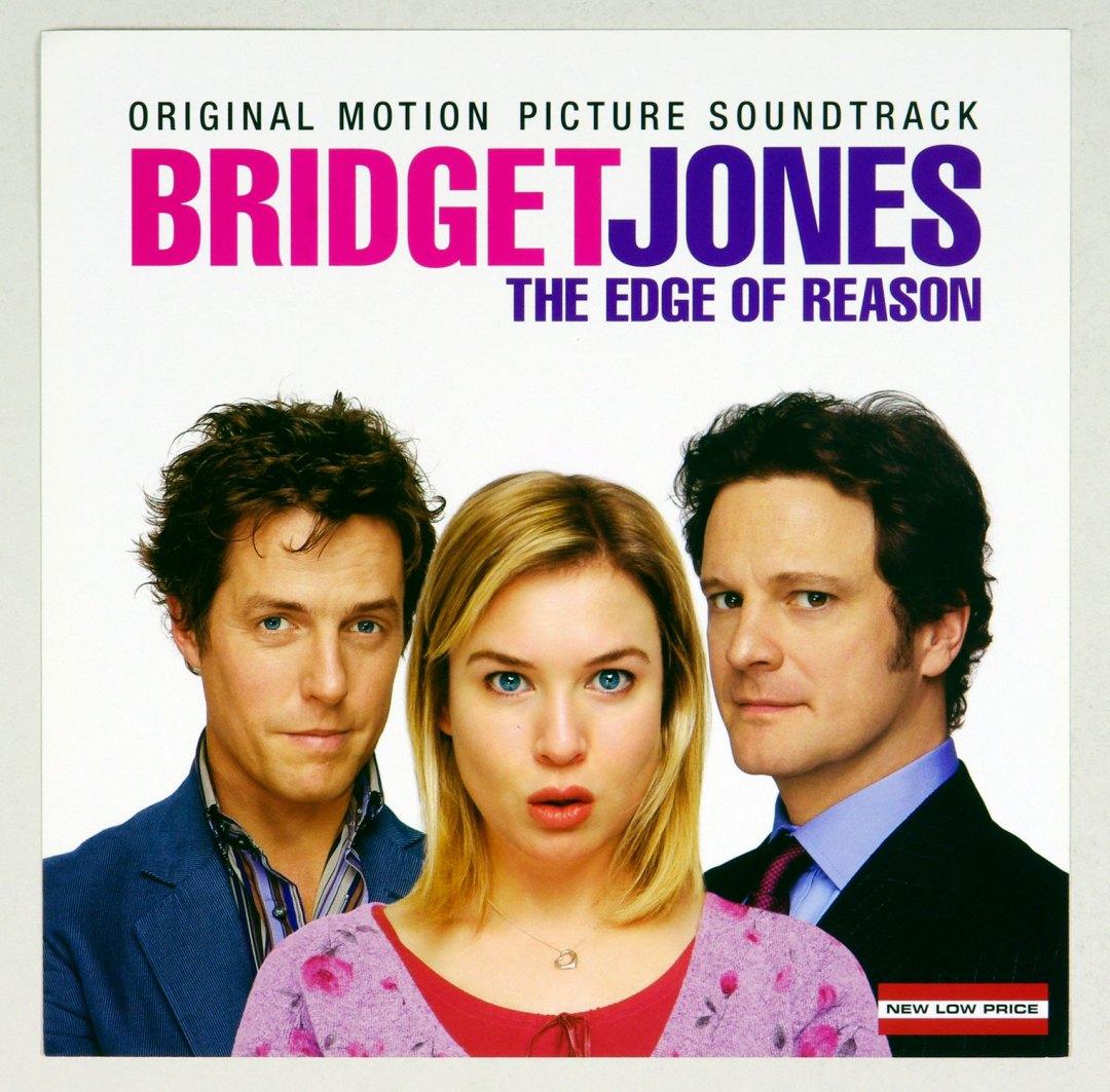 Bridget Jones The Edge of Reason Poster Flat 2004 Movie OST Album Promo 12 x 12