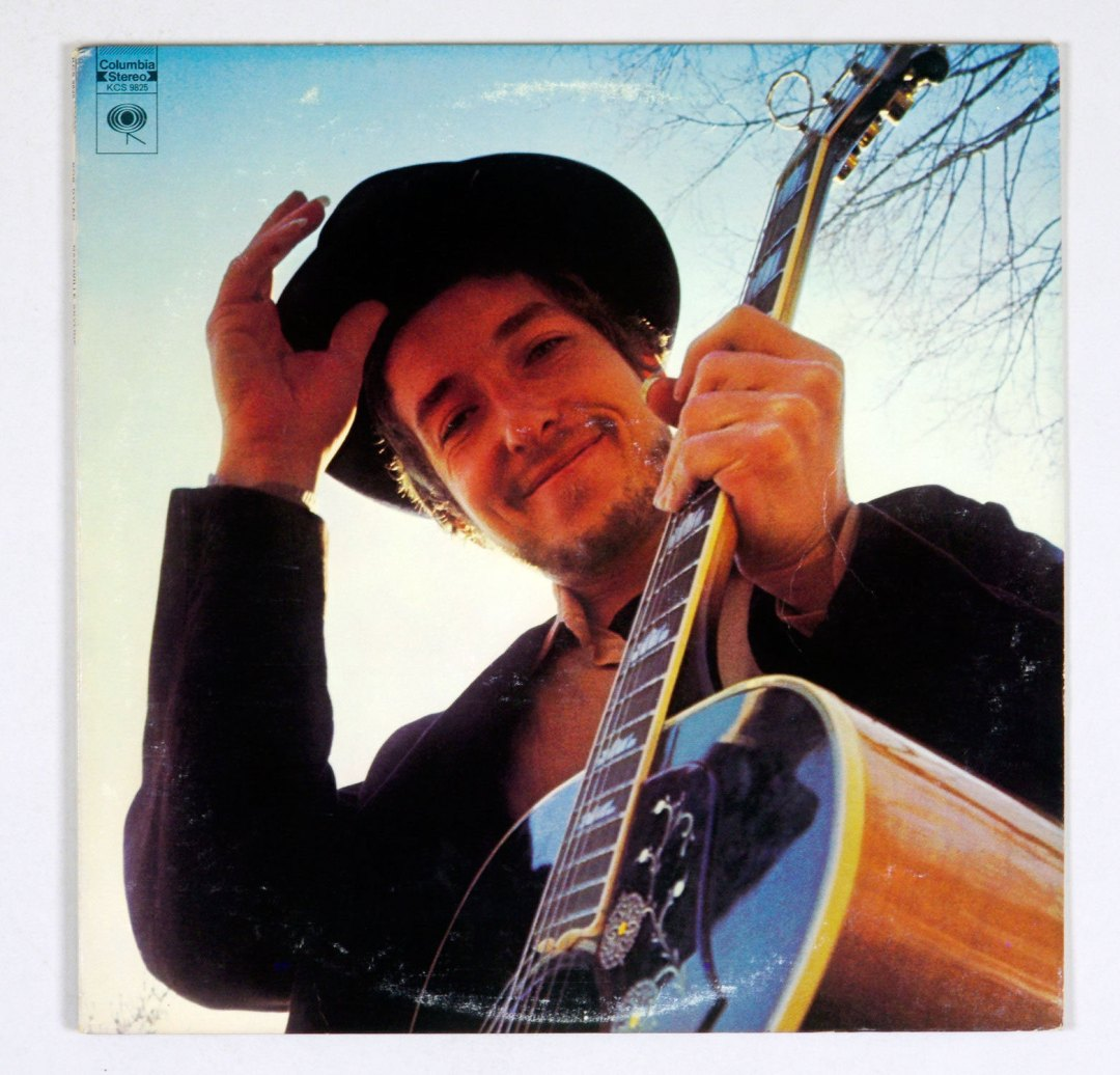 Bob Dylan Nashville Skyline Vinyl LP Demo Only Not For Sale 1969