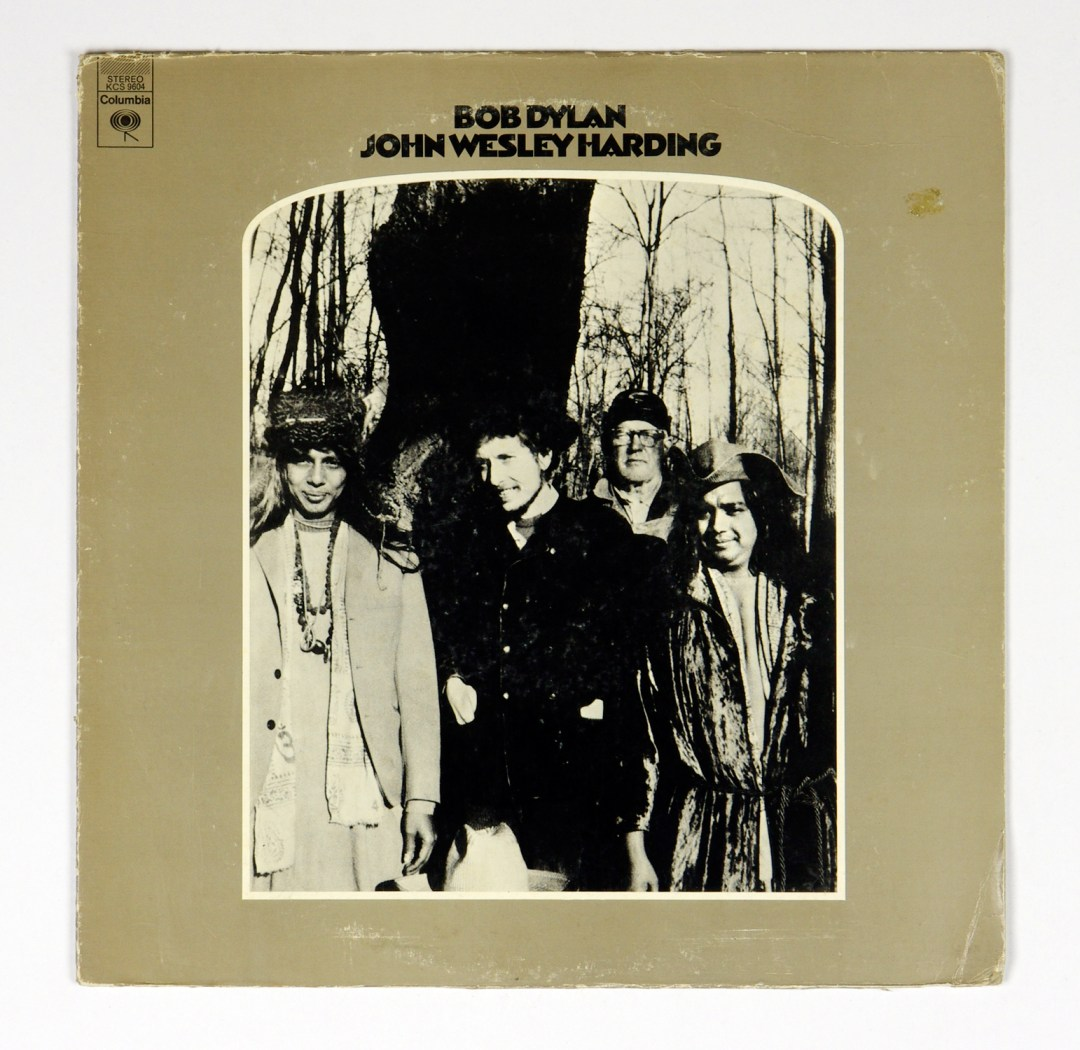 Bob Dylan Vinyl LP John Wesley Harding 1968