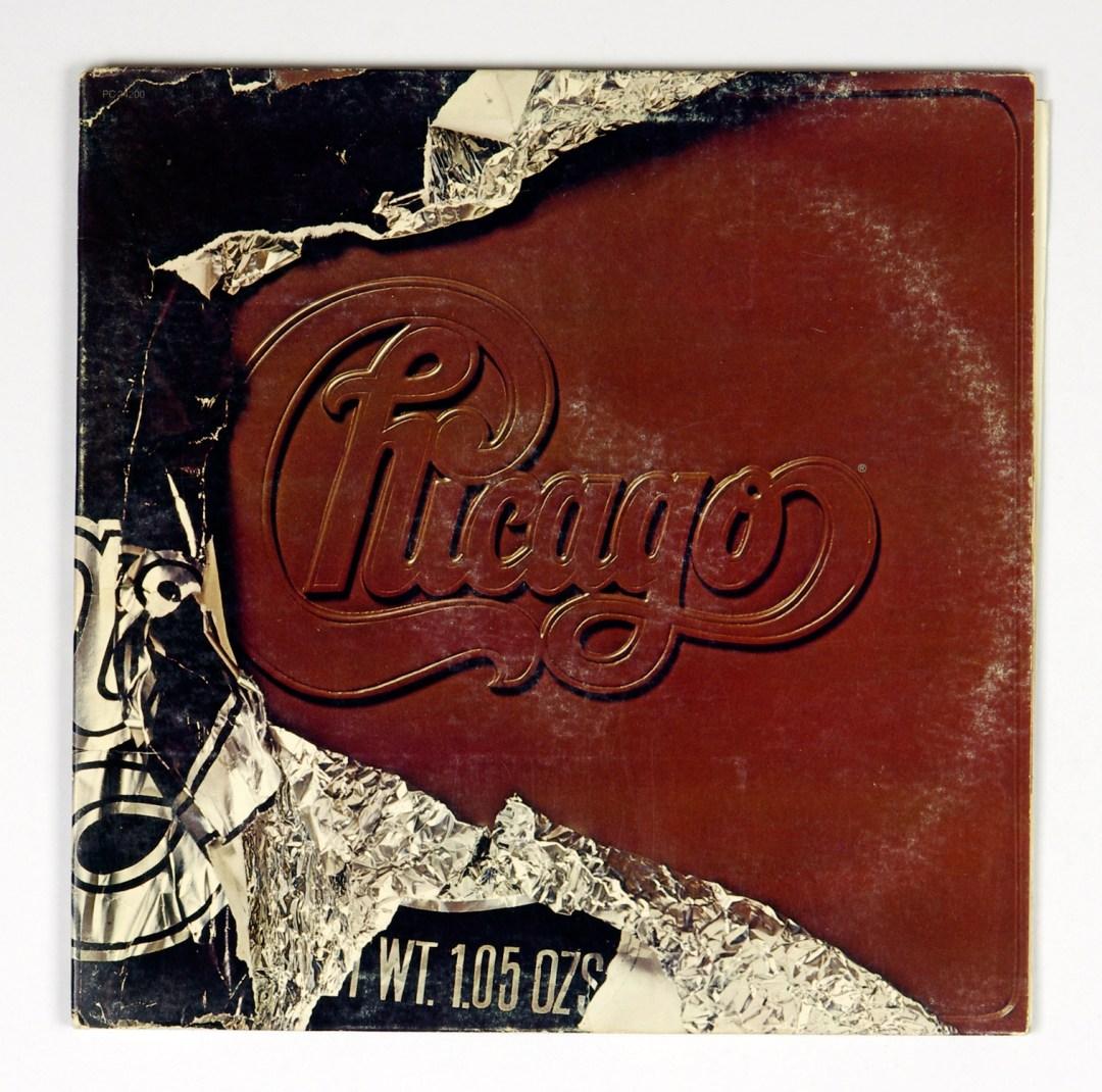 Chicago Vinyl LP X 1976 Gatefold