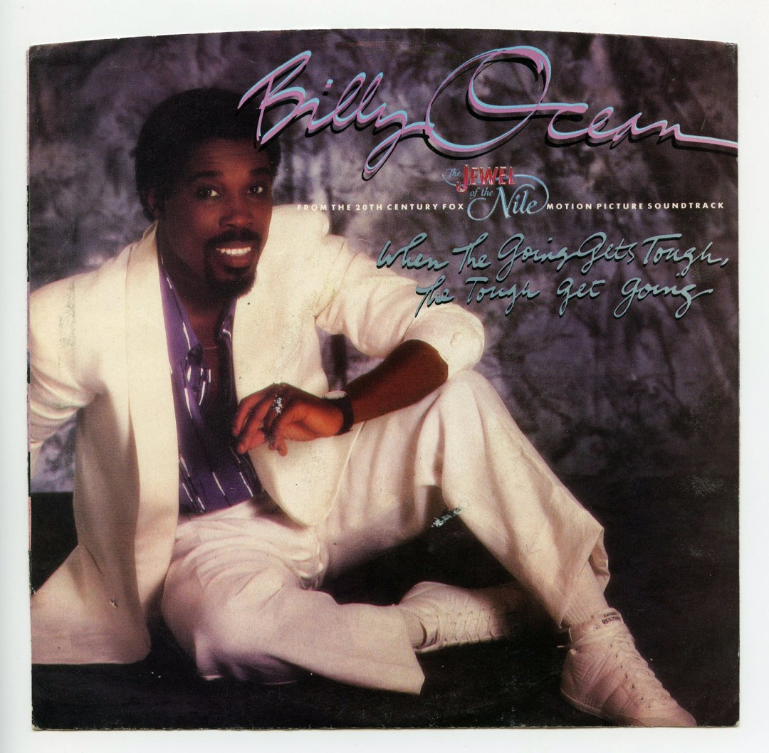 Billy Ocean Vinyl When The Going Gets Tough 1985