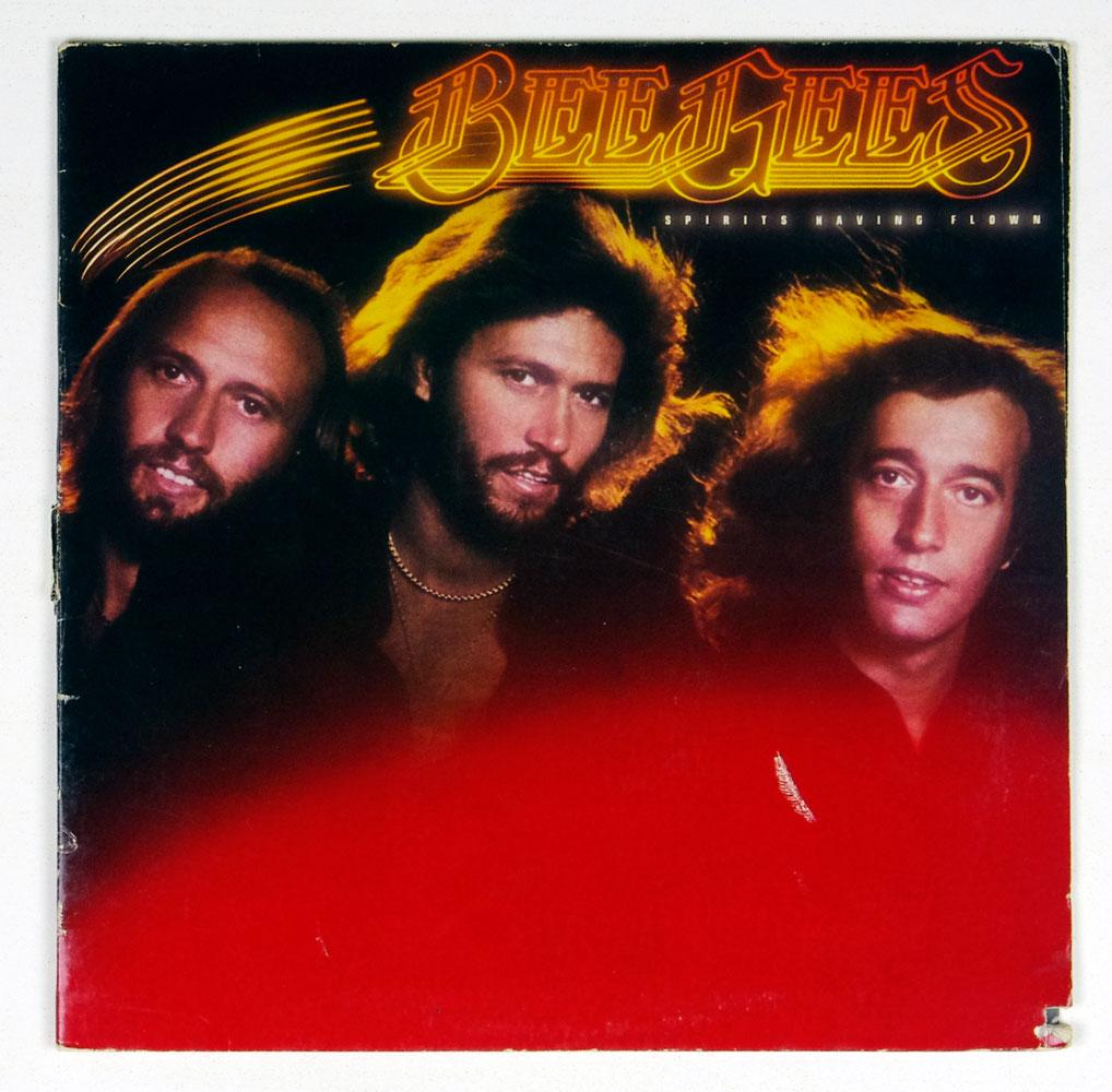 Bee Gees Spirits Having Flown Vinyl LP Gatefold 1979