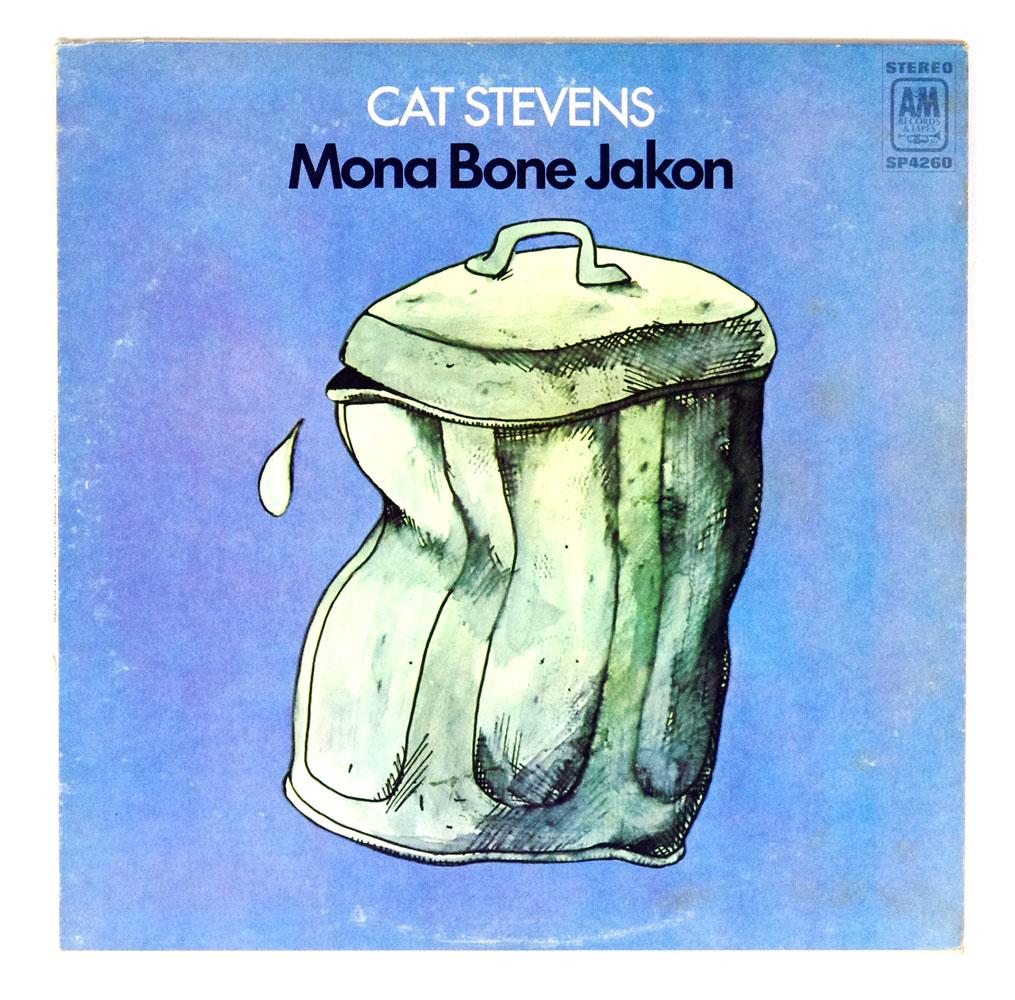 Cat Stevens Vinyl LP Mona Bone Jakon 1973