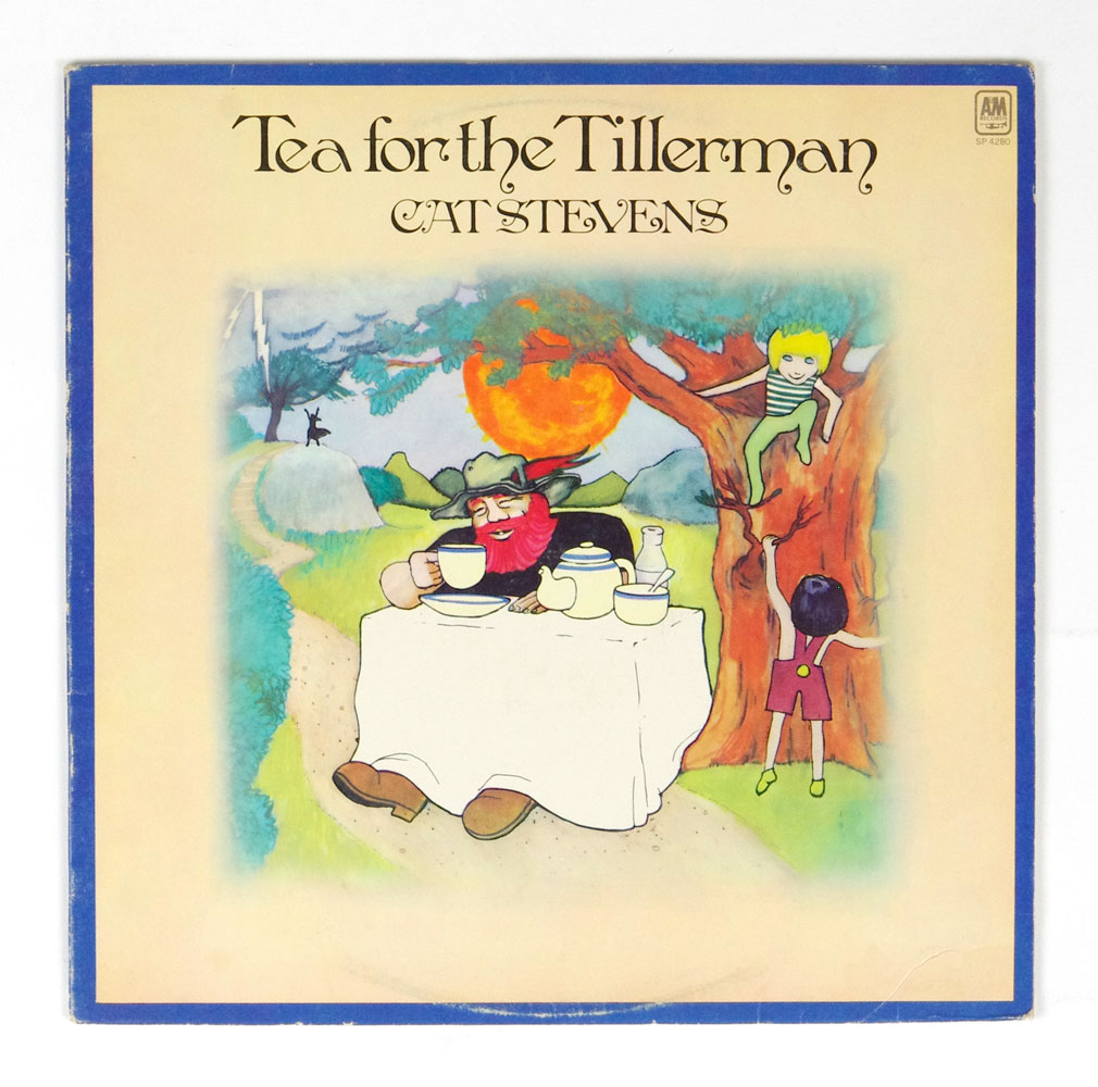 Cat Stevens Vinyl LP Tea For Tillerman