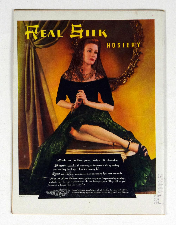 LIFE Magazine 1939 February 13 Blonde Norma Shearer