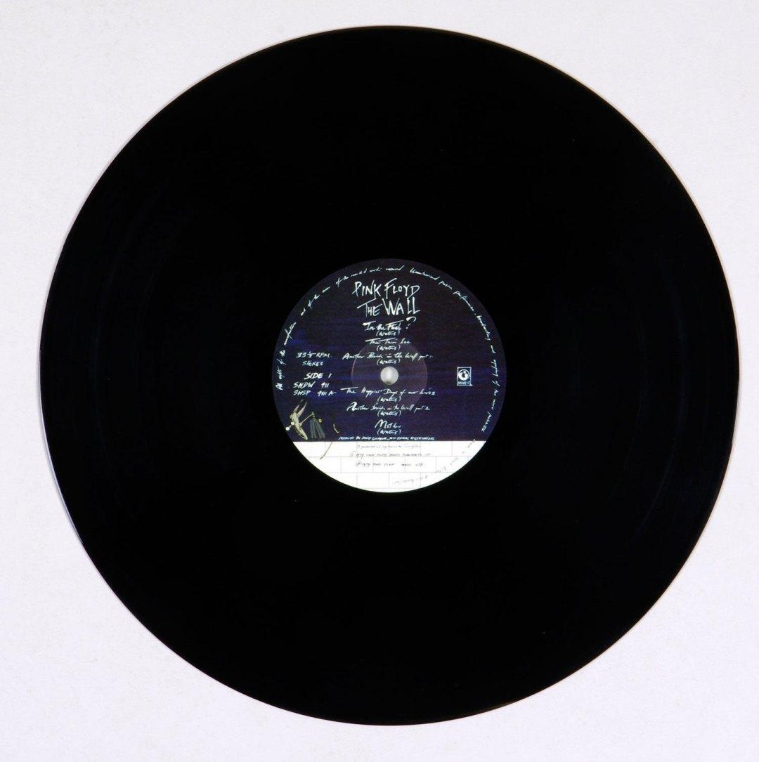 Pink Floyd Vinyl LP The Wall 1979