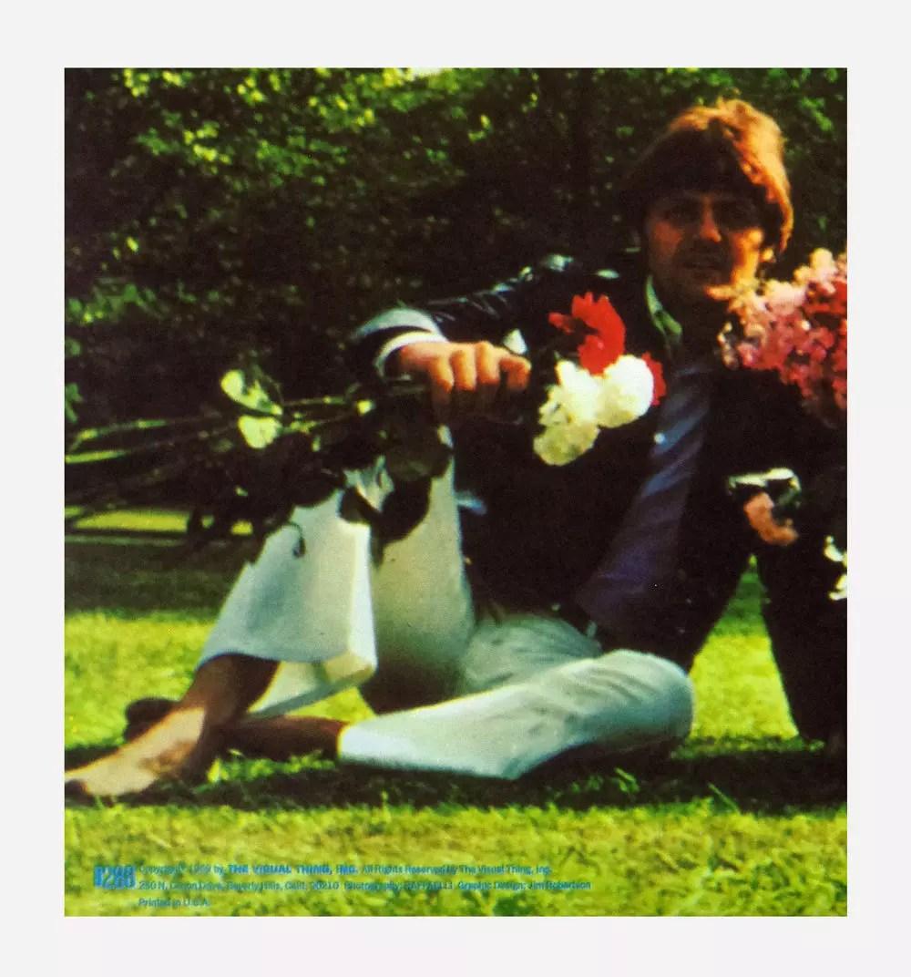 The Beach Boys Poster 1969 The Visual Thing B286 24 x 36