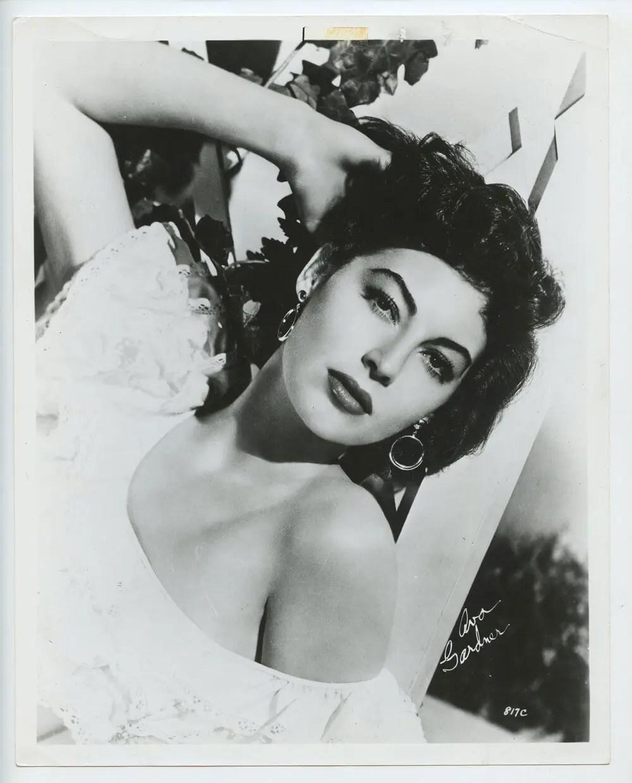 Ava Gardner Photo 1954 The Barefoot Contessa