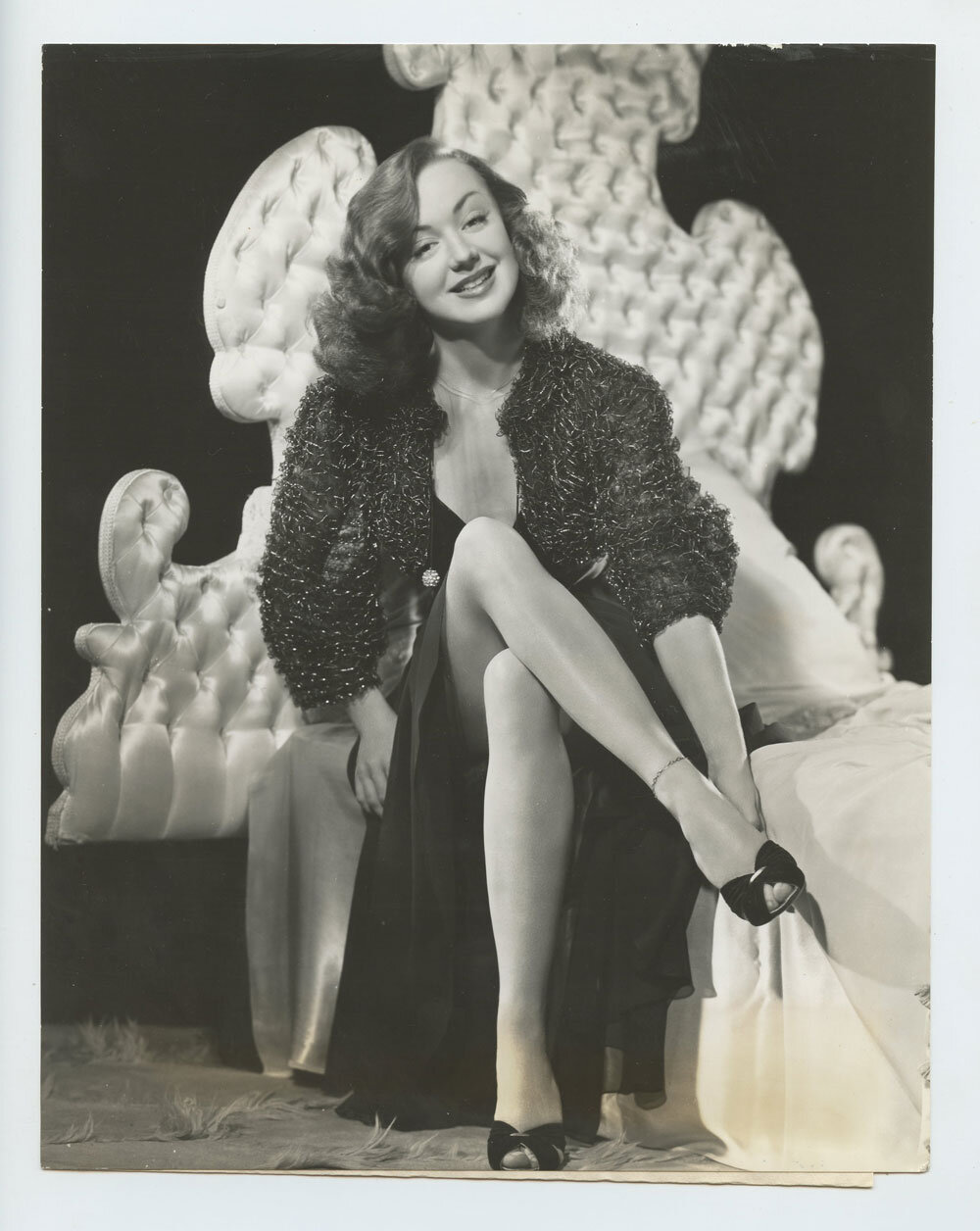 Anne Shirley Photo 1944 Music in Manhattan