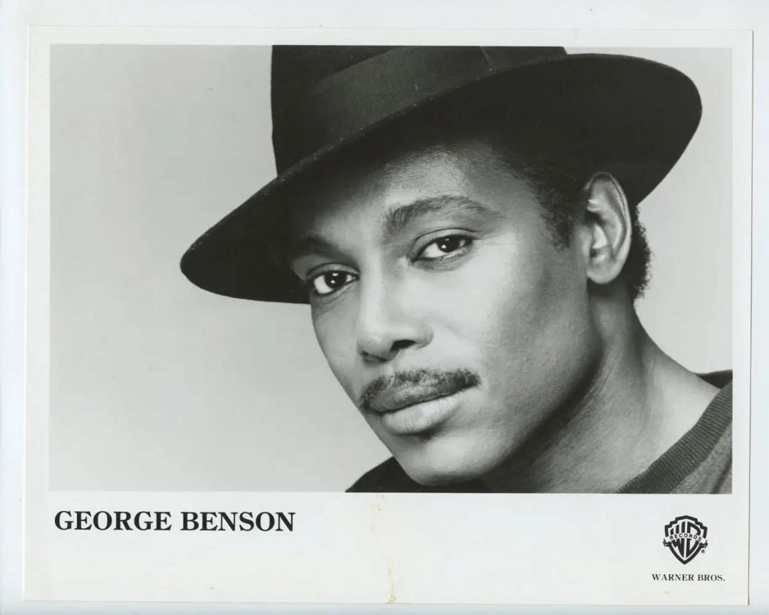 George Benson Photo 1976 Publicity Promo Warner Bros Records