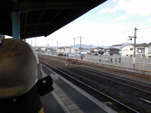 ななつ星2014.2.11