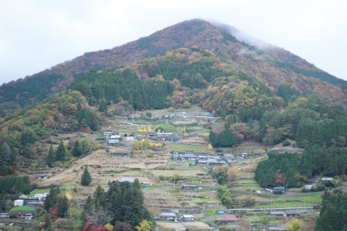 祖谷の落合集落