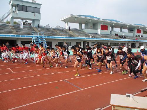 日田市新春マラソン大会