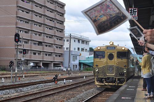 或る列車1