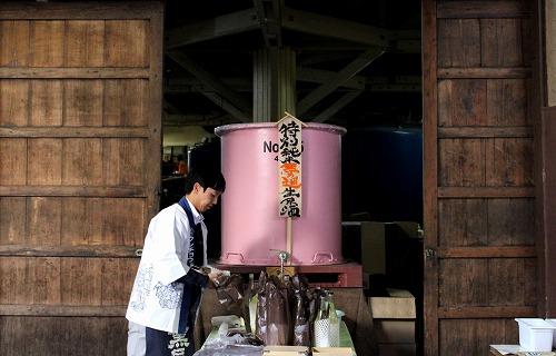 特別純米無ろ過生原酒の販売!