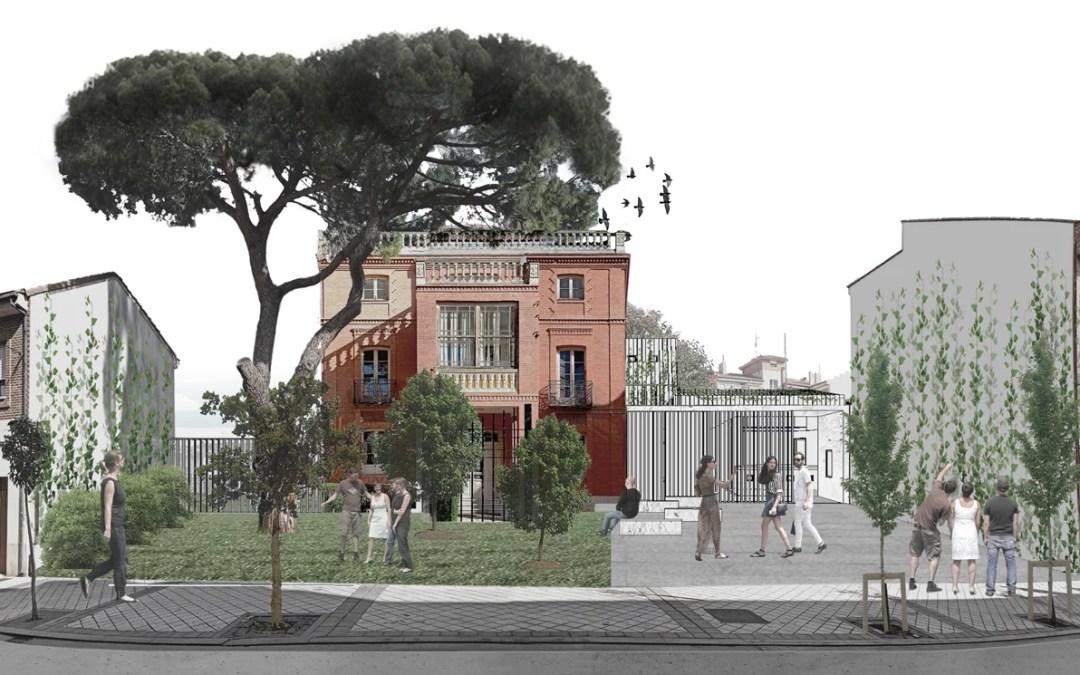 CONCURSO DE IDEAS PARA ACONDICIONAR LA CASA DE CULTURA «HOTEL» EN CENTRO DE OCIO JUVENIL EN LAGUNA DE DUERO