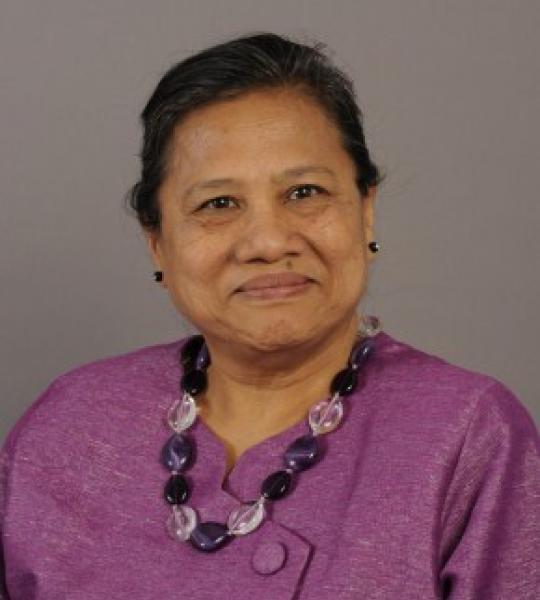Pdt. Dr. Henriette T. Hutabarat-Lebang