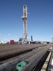 Oil & Gas 360 Colorado drill rig