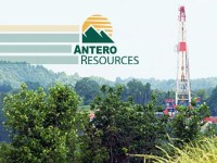 Antero Resources Reports First Quarter 2016 Financial Results and Increases Production Guidance