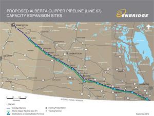Alberta Clipper Canadian Path