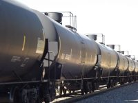 Canadian Crude-by-Rail Exports Set Record