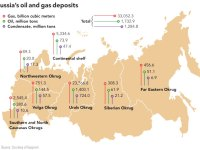 Geopolitics are Bringing Together Russia and China for Oil Trade