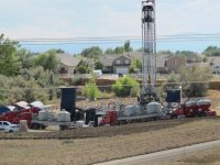 Photo: Free Range Longmont -- Drilling near Mead, Colorado
