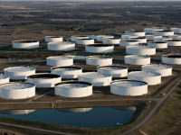 Oil Prices Down on 9.4 MMBO Inventory Build