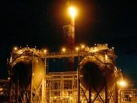 Source: Gazprom LNG Storage Tanks