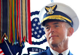 Vice Admiral Paul Zukunft - Commandant United States Coast Guard