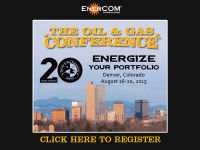 EnerCom's 20th Anniversary The Oil & Gas Conference® Begins Aug. 16