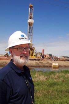 Lynn Helms, Director of North Dakota DMR  Photo Credit: Prairie Biz
