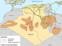 Algeria to Spend $64 Billion Upstream to Reverse Production Declines in the next Three Years