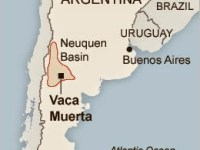 EcoStim Energy Solutions provides completion and stimulation services in Argentina's Vaca Muerta shale play.