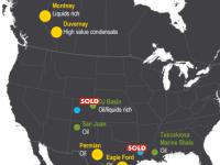 Encana Oil & Gas Exits DJ Basin in $900 Million Asset Sale