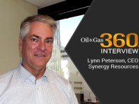 Synergy Resources CEO Lynn Peterson: an Exclusive Interview with Oil & Gas 360®