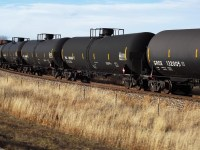 Rail Crunch Leaves Oil, Wheat Stranded Out on Canada's Prairies