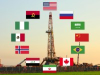 International Rig Count Up – First Time in 2016