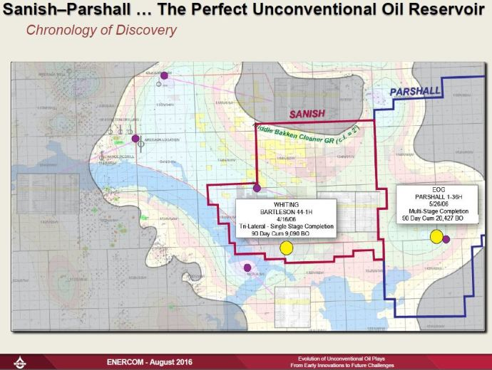 Whiting Petroleum's Mark Williams Looks at Bakken History and What's Coming Next