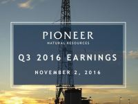 Permian Producer Pioneer Natural Resources' Q3 Earnings Call