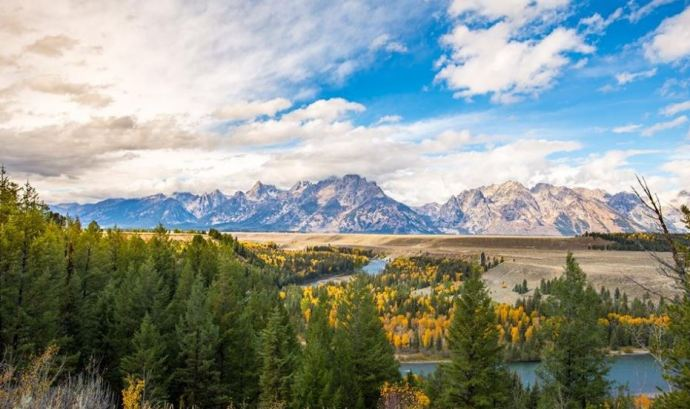 Wyoming Sells its 640-Acre Grand Teton Parcel to National Park Service for $46 Million