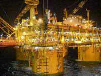 Shell Targets Growth from Deep-Water Production, Starts Oil Production from Malikai Tension-Leg Platform in Malaysia