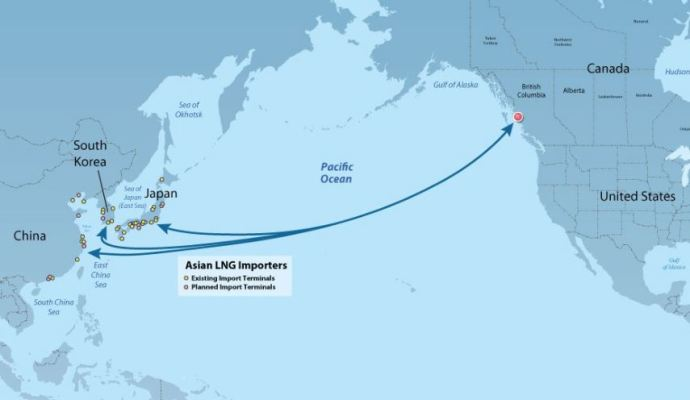 AltaGas Announces Positive FID on Ridley Island, Canada's First West Coast Propane Export Terminal