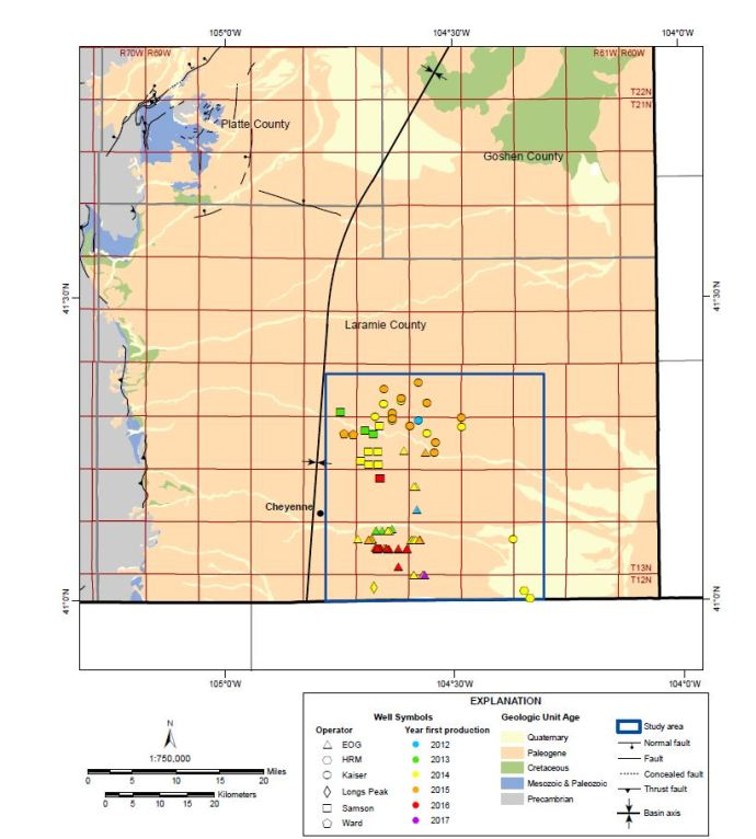 Codell Sandstone Attracting Oil Drillers to Wyoming