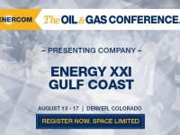 Energy XXI: Recompleting in the Gulf, Building for the Future