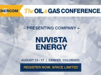 NuVista Energy: Building Wapiti Montney Production, Capacity