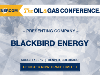 Blackbird Energy Continues to Capitalize on the Montney Shale