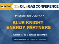 EnerCom's 2017 Conference Day Two Breakout Notes: Blueknight Energy Partners