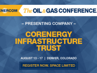 CorEnergy Has a Grasp on Stable Energy Infrastructure in GOM, Mid-Continent, NW